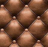 LISABOBO Imperméable en pvc imitation en trois dimensions, papier peint papier peint de luxe emballage mou européen salon chambre à coucher plat mur à l'arrière-plan -papier B 53x950cm(21x374cm)