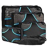 Best Cubes d'emballage de Voyage - Cubes d'emballage ProCase pour Voyage, Cubes d'emballage de Review