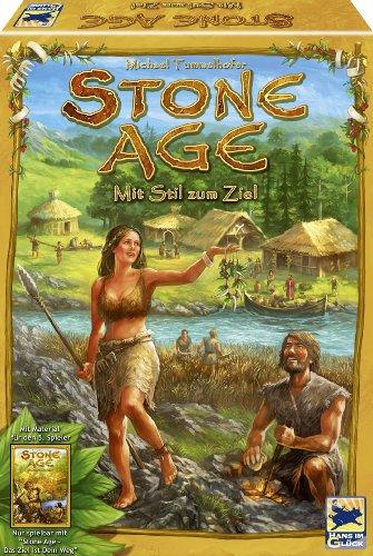 Preisvergleich Produktbild Hans im Glück 48223 - Stone Age, Erweiterung