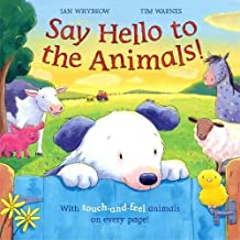 Say Hello to the Animals