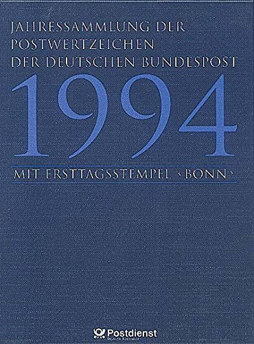 Goldhahn BRD-Jahressammlung 1994 - Briefmarken für Sammler