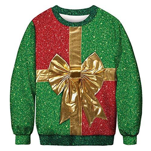 Noël Chic pour Amoureux, LANSKIRT Pull De...