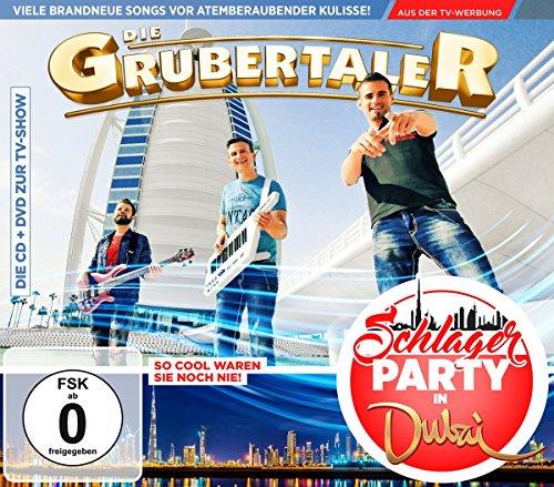 Schlagerparty in Dubai (Die CD & DVD zur TV-Show)