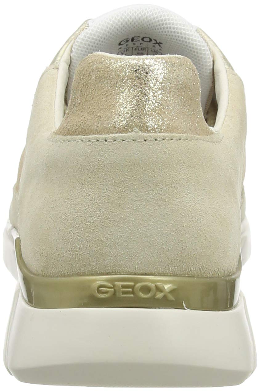 Geox Damen D Hiver A Sneaker 2