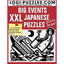 XXL Japanese Puzzles: Big Events by LOGI Puzzles (2013-03-07)