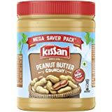 Kissan Crunchy Peanut Butter 920g, 25g Protein, Gluten Free, With Perfectly Roasted Peanuts