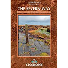 The Severn Way (Cicerone Guides) by Terry Marsh (2014-02-15)
