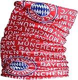 FC Bayern München Multifunktionstuch FC Bayern, rot