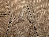 Minerva Crafts Strukturierte Stretch Jersey Knit Kleid Stoff camel braun–Meterware