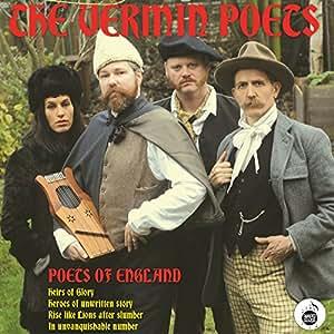 Poets Of England