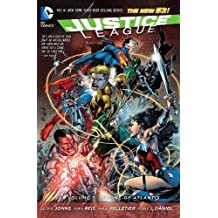 Justice League Volume 3: Throne of Atlantis TP (The New 52) by Ivan Reis (Artist), Tony S. Daniel (Artist), Geoff Johns (17-Apr-2014) Paperback