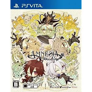 Amnesia World – édition standard [PSVita-Used][Japanische Importspiele]