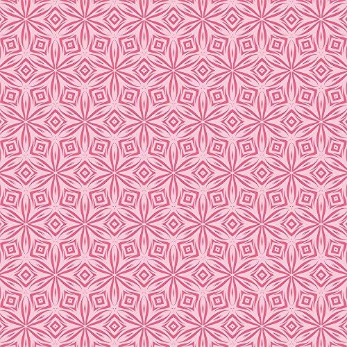 Apple iPhone 4 Case Skin Sticker aus Vinyl-Folie Aufkleber Ornamente Blumen Pink DesignSkins® glänzend
