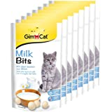 GimCat MilkBits Snack For Cats, 40 gm