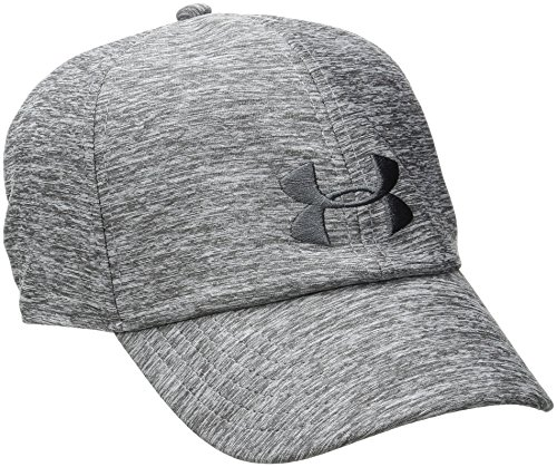 Under Armour Ua Twisted Renegade Cap Kappe True Gray Heather