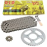 Chain Set VX2 Did Chain 520/114, open 16/45 for Yamaha XV 250 1989 to 2000
