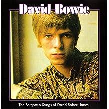 The Forgotten Songs of David Robert Jones by David Bowie