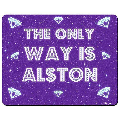 la-unica-manera-es-halston-premium-alfombrilla-de-raton-5-mm