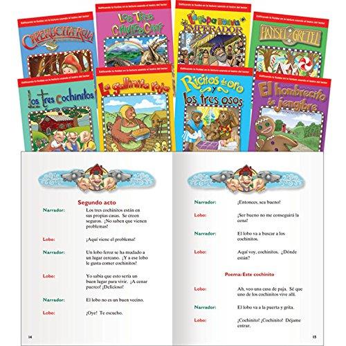Reader\'s Theater: Folk & Fairy Tales Spanish Set (Reader\'s Theater)