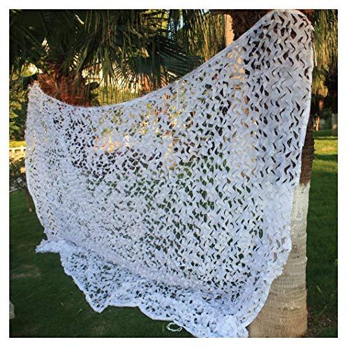achdeko Netze Geeignet für Urlaub Partydeko Multi-Size (weiß) (Size : 4 * 4M(13.1 * 13.1ft)) ()