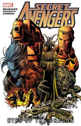 Secret Avengers 02 Eyes Of Dragon