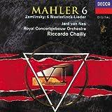 Mahler: Symphony No. 6 / Zemlinsky: 6 Maeterlinck Lieder