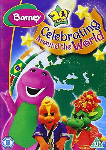 Barney - Celebrating Around The World [UK Import]