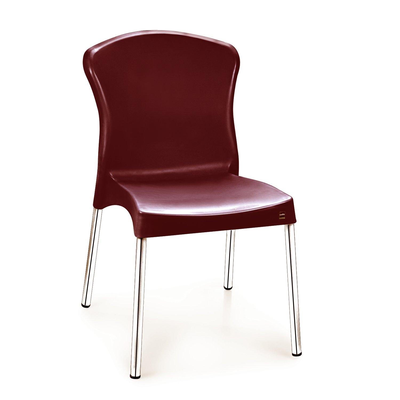 Cello Milano Chair Brown Amazon Home & Kitchen