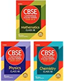 CBSE ( Physics + Chemistry + Maths ) Chapterwise Solved Paper Class 12 for 2021 Exam Paperback – 24 August 2020