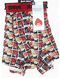 Boxer Angry Birds Red