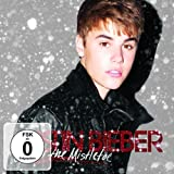 Under The Mistletoe [CD/DVD Gift Box] by Justin Bieber (2011-11-21)