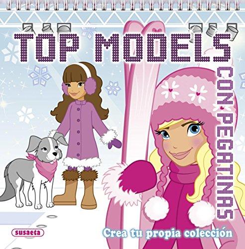 Top models con pegatinas 3 por Equipo Susaeta