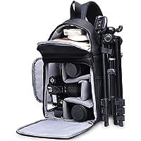 Kameratasche, CADeN Kamera Umhängetasche Sling Brusttasche Bag Wasserabweisend Kompatibel mit Canon Nikon Sony Pentax…