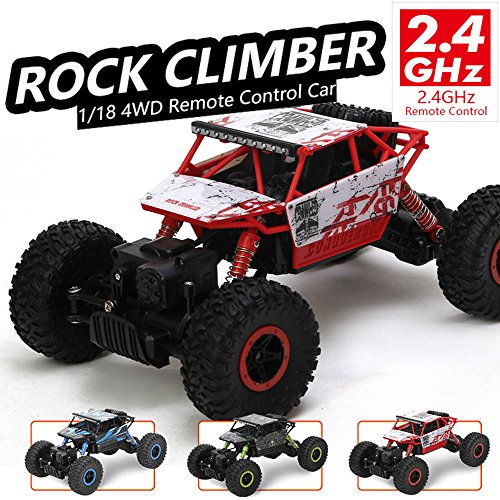 Sound-Vision-24G-RC-Remote-Control-Toy-Hobby-Rock-Crawler-Monster-Truck-118-Off-Road-Vehicle-4WD-Fast-RTR-Race-Car