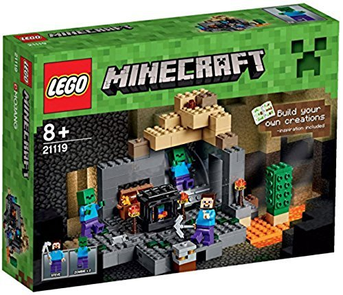 LEGO - The dungeon (21119)