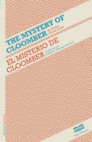 El misterio de Cloomber - The mystery of Cloomber (Bilingües de Bolchiro)