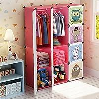 Jugend mädchenzimmer mit begehbaren kleiderschrank  Kinderkleiderschränke   Amazon.de