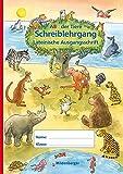 ABC der Tiere – Schreiblehrgang LA in Sammelmappe, Erstausgabe