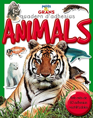 Animals (Petits & Grans quaderns d'adhesius)