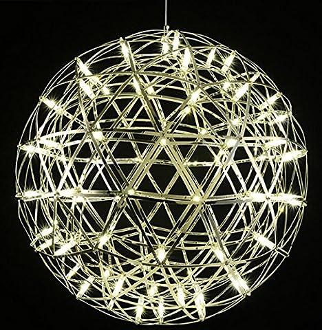 Propriété de galvanisation contemporaine pour salon de métal LED Salon