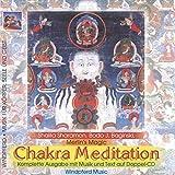 Chakra Meditation. 2 CDs: Komplette Ausgabe mit Musik und Text auf Doppel-CD
