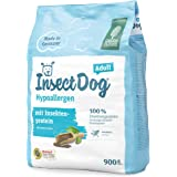 Green Petfood InsectDog Ipoallergenico, 900 g