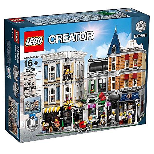 LEGO® Creator Stadtleben (10255)