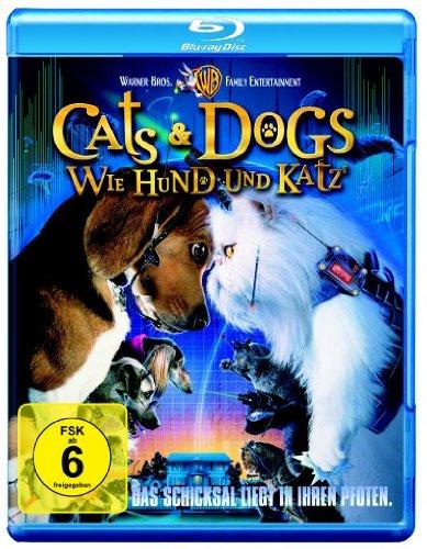 Cats & Dogs - Wie Hund und Katz [Blu-ray]