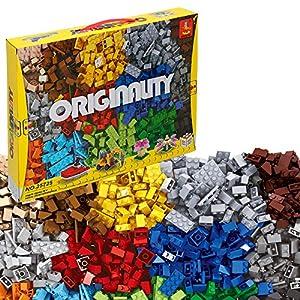 Ausini- Juego construcción Originality, 450 Piezas (ColorBaby 44650)