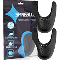 2 Pairs Shoe Crease Protectors, Against Toe Box Shoe Creases, Anti Crease Shields for Running Casual Shoes Men's UK 7-12…