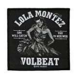 VOLBEAT LOLA MONTEZ     Patch / Aufnäher