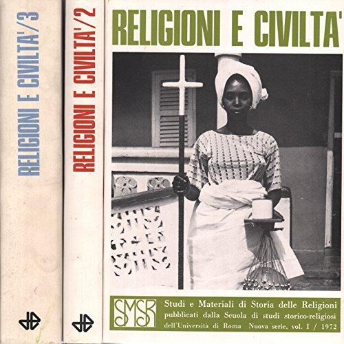 Religioni e civilt (3 volumi)