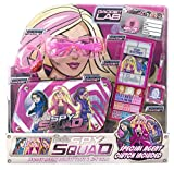 Barbie - Spy Squad Secret Agent Beauty Tote & Spy Gear, pack de...