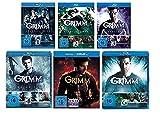 Grimm - Staffel 1-6 im Set - Deutsche Originalware [28 Blu-rays]